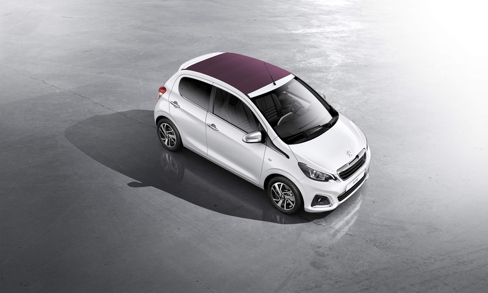 Peugeot\'s funky and smart looking 108 | Diesel Car Magazine