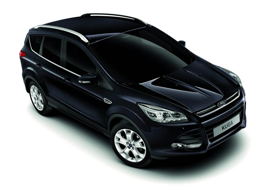 Ford Kuga Gets Connected Sel Car Magazine