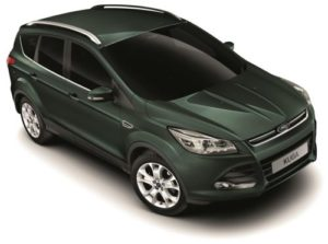 Ford increases Kuga range with addition of new colour, Green Instinct