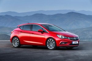 Vauxhall Astra Car of the Year