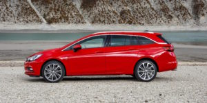Vauxhall Astra Sports Tourer 4