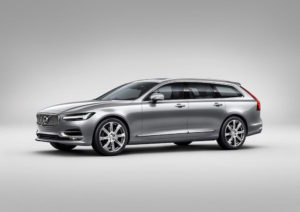 Volvo V90 on sale