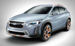 XV Concept front