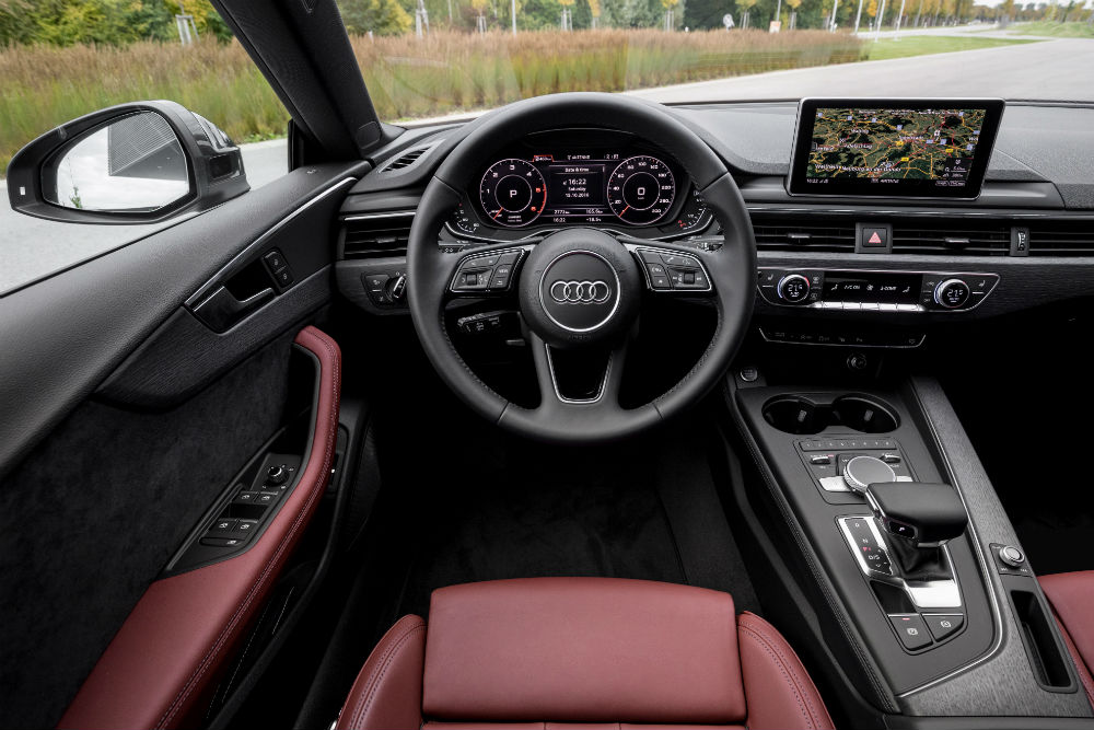 Audi A5 Coupe And Sportback Uk Details Announced Diesel Car Magazine