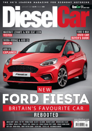 Diesel Car - Issue 358 - January 2017 - New Year Issue | Diesel Car
