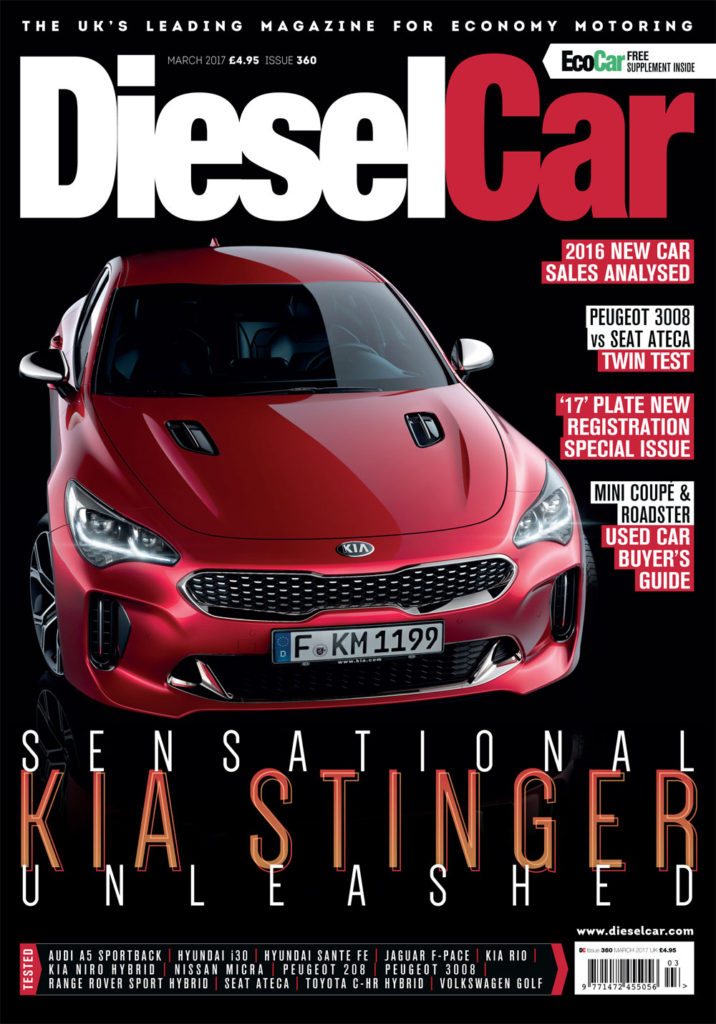 March 2017 issue of Diesel Car on-sale now | Diesel Car Magazine
