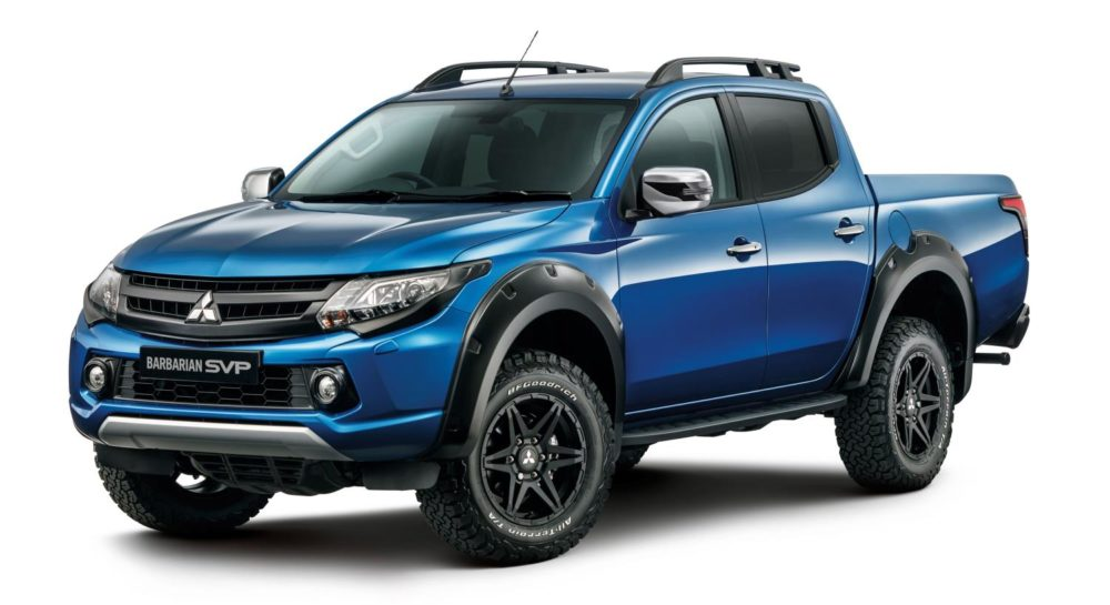 mitsubishi launches special vehicle projects programme diesel car magazine. Black Bedroom Furniture Sets. Home Design Ideas