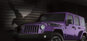 Night Eagle Special Edition For Jeep Wrangler Range Diesel Car Magazine