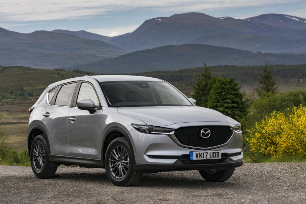 diesel tweaks for new mazda cx 5 diesel car magazine. Black Bedroom Furniture Sets. Home Design Ideas