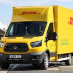 Deutsche Post and Ford launch jointly produced electric vans