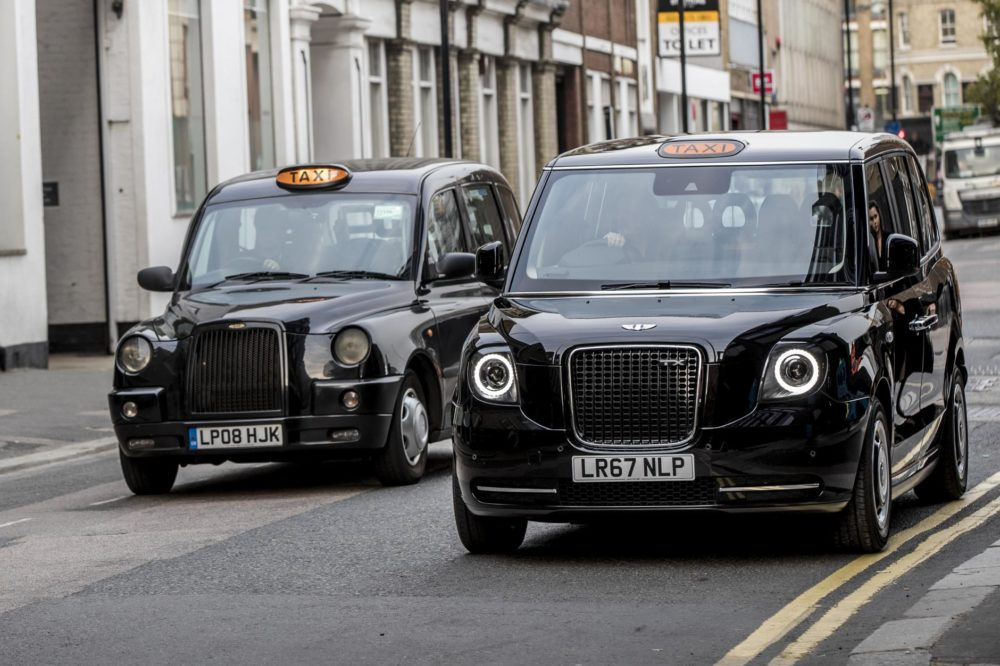 Uk Taxi Car: New Electric London Taxis Hit The Roads For Final Trials