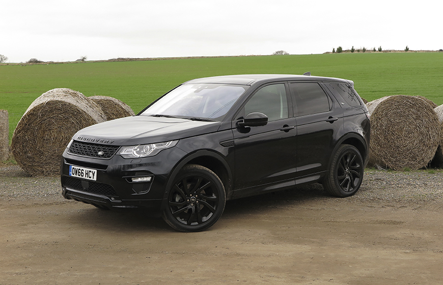 60 second on test report 2016 land rover discovery sport hse dynamic luxury 2 0 td4 4wd. Black Bedroom Furniture Sets. Home Design Ideas