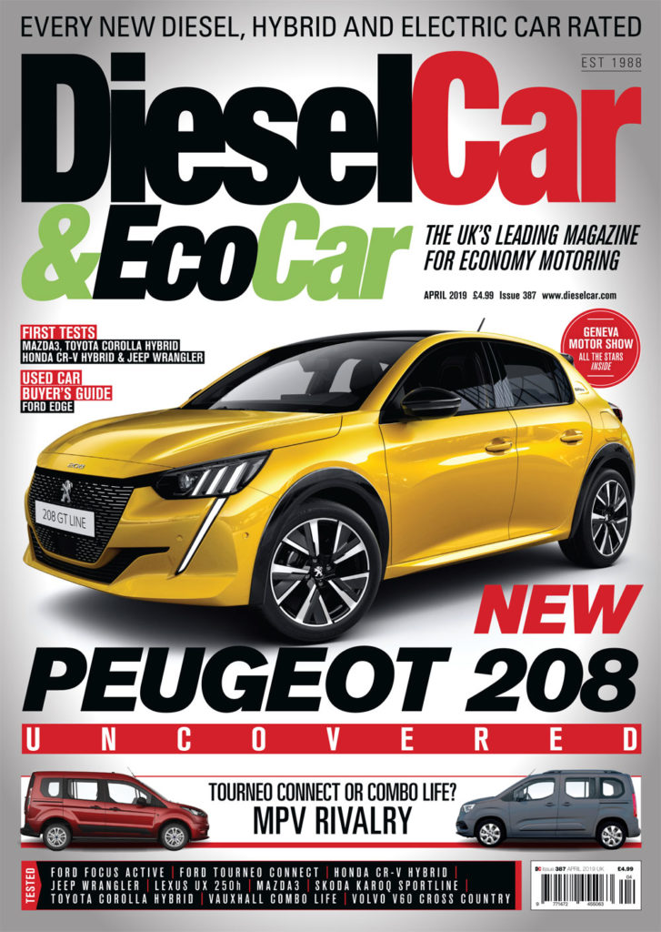 Inside The April 2019 Issue Of Diesel Car Amp Eco Car