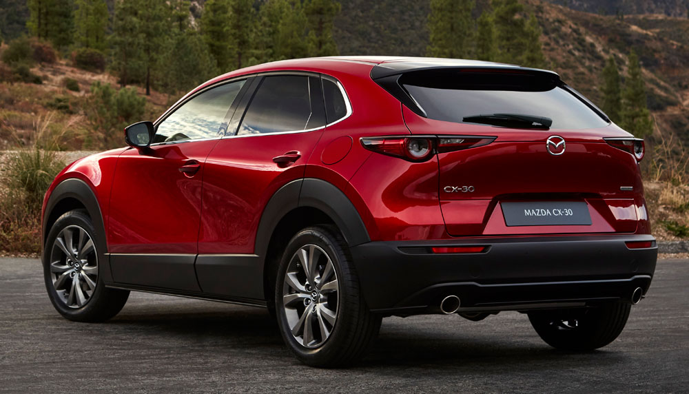 World Car Mazda >> Global launch of Mazda's CX-30 compact crossover SUV | Diesel Car Magazine