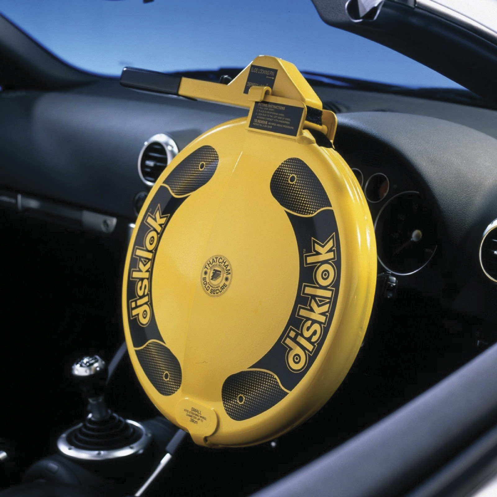Why it might be time to dig out your old steering wheel ...
